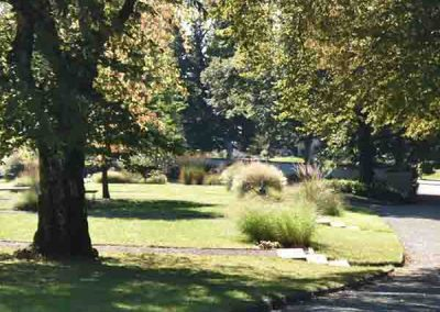 Friedhof Bachtobel Bassersdorf